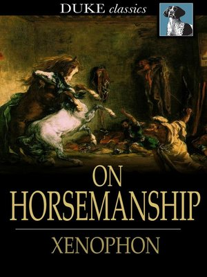 cover image of On Horsemanship